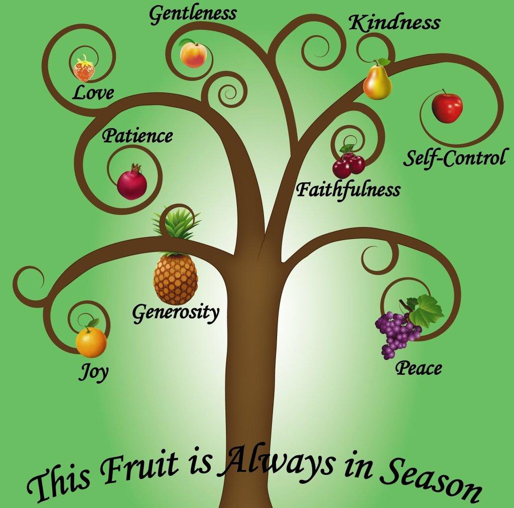 Nine fruit of the spirit, faith, Christian