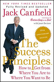 Positive daily affirmations by Jack Canfield